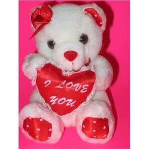 VALENTINE Plush Stuffed Animals   Teddy Bear Toys & Games