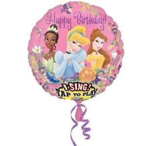 Lets Party By Party Destination Disney Princess Jumbo Singing Foil