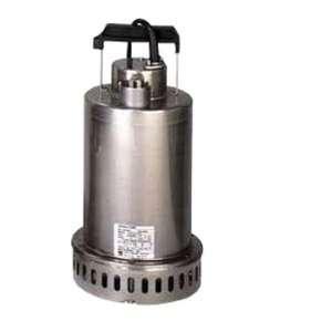 Economical 304 SS Submersible Pump, mAnual, 45 GPM, 115 VAC