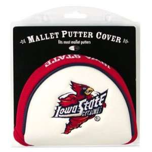 Iowa State Cyclones Mallet Putter Cover Headcover