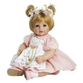 Adora Pink Charmer 20 Play Dolls Sandy Blonde Hair / Brown Eyes