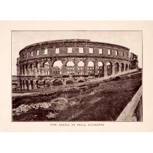 Roman Gladiator   Original Halftone Print  Home & Kitchen
