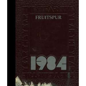 Reprint) 1984 Yearbook Selah High School, Selah, Washington Selah