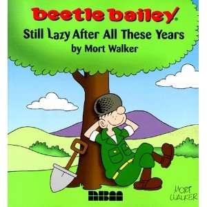 Beetle Bailey (9781561632343) Mort Walker Books