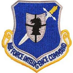 U.S. Air Force Intelligence Command Shield Patch Patio