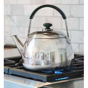 Quart Fast Boiling Stainless Steel Kettle  Kitchen