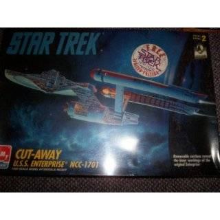Star Trek AMT Ertl U.s.s. Enterprise Command Bridge Model Kit