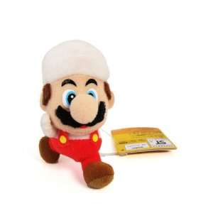 Super Mario Brothers Plush Keychain   Fire Power Mario Toys & Games