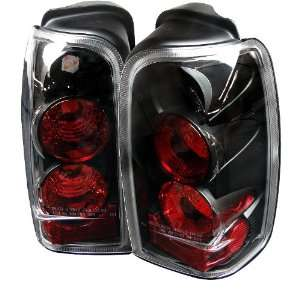Spyder Auto Toyota 4 Runner Black Altezza Tail Light Automotive