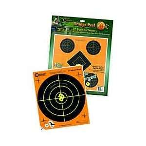 Orange Peel Sight In Paper Targets, 5 Sheets: Sports & Outdoors