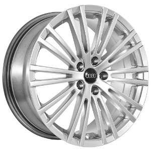 18 Inch Audi Wheels Rims Silver (set of 4) Automotive