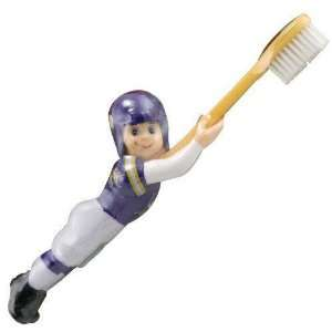 NFL Minnesota Vikings Football Player Toothbrushes