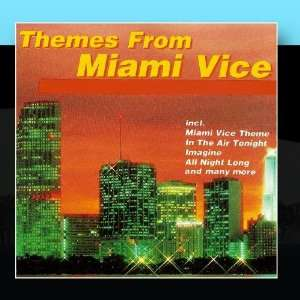 Themes From Miami Vice The Original Movies Orchestra Music
