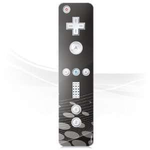 for Nintendo Wii Controller   Black Sphere Design Folie Electronics