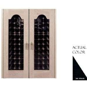 Series Wine Cellar   Glass Doors / Black Cabinet Appliances