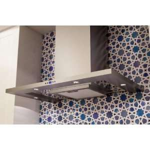 Zephyr ZMO E30AS Modena 30 Wide Wall Mounted Low Profile Hood