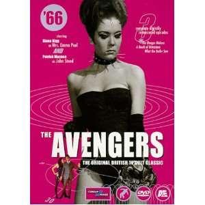 Avengers 66 Vol. 3 Patrick Macnee, Diana Rigg, Honor