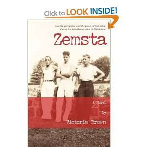 Zemsta [Paperback]: Victoria Brown: Books