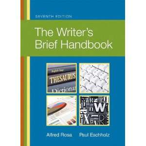Writers Brief Handbook, The (7th Edition) (9780205744077