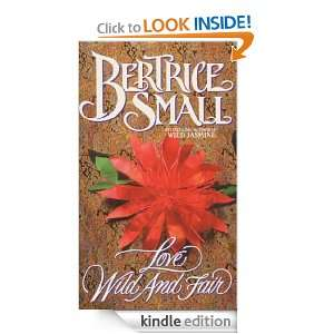 Love Wild and Fair (Leslie Family) Bertrice Small  Kindle