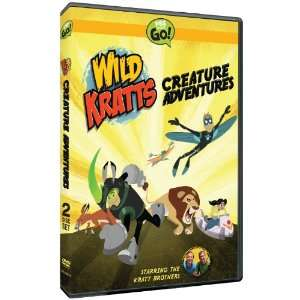 Wild Kratts: Creature Adventures: Martin Kratt, Chris