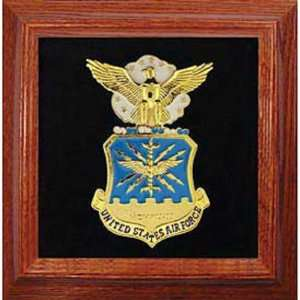 U.S. Air Force Medallion Framed 10 5/8 Patio, Lawn