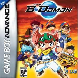 Battle B Daman: Video Games
