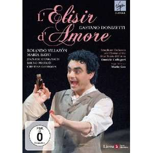 Elisir d'Amore: Rolando Villazon, Maria Bayo: Movies & TV