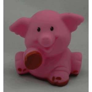 Fisher Price Lile People Animal Sable Pig Replacemen