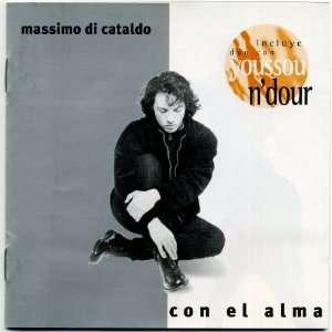 Con El Alma: Massimo Di Cataldo: Music