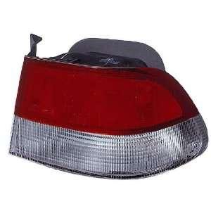 HONDA CIVIC COUPE 99 00 TAIL LIGHT UNIT RIGHT Automotive