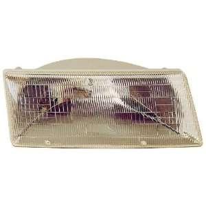 PLYMOU SHADOW  SUNDANCE  DUSTER(92 94) HEAD LIGHT LEFT (DRIVER SIDE