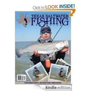 March 2011 (Texas Saltwater Fishing Magazine): Pam Johnson, Everett
