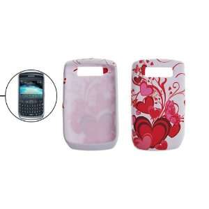 Gino Heart Butterfly Shell Soft Plastic Case Cover for