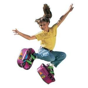 Big Time Toys Moon Shoes Purple  Toys & Games