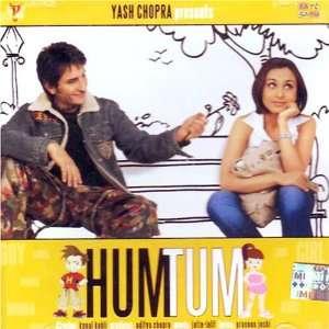 Soundtrack / Saif Ali Khan / Rani Mukharjee / Shaan / Jatin  Lalit