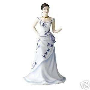 ROYAL DOULTON PRETTY LADIES CHARLOTTE FIGURINE Everything