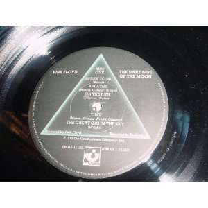 Pink Floyd Dark Side of the Moon Original Uk Pressing