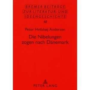 (German Edition) (9783631561188) j Andersen Peter Hvilshà Books