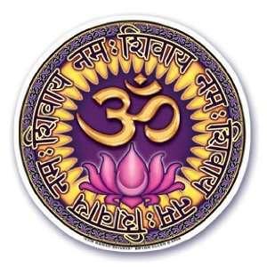 Arts Window Sticker Aum Namah Shivaya Om Decal