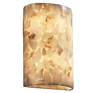 Rocks Really Big Cylinder Wall Sconce by Justice