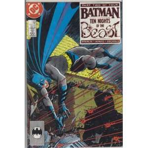 Batman #418 Part Two of Four Ten Nights of the Beast