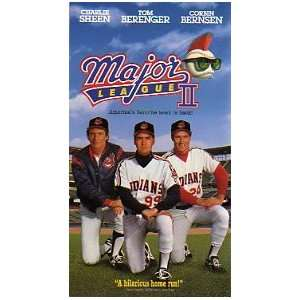 Major League 2 [VHS]: Charlie Sheen, Tom Berenger, Corbin
