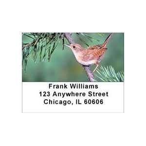 At Home In The Pines Address Labels Office Products