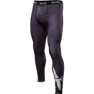 Hayabusa Official MMA Haburi Compression Pants w/ Free B&F