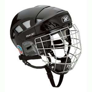 Reebok 6K Ice Hockey helmet and cage combo 51 56 cm small .co