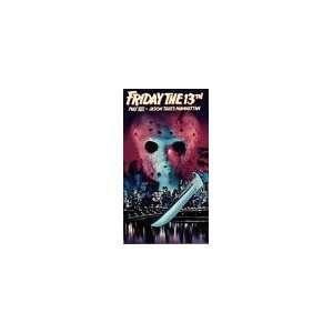 Friday the 13th 8 [VHS] Jensen Daggett, Kane Hodder, Todd