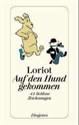 Auf den Hund gekommen   Loriot  Taschenbuch  buecher.de  portofrei
