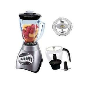 Oster 16 Speed Blender With Food Processor Attachment NEW in Box