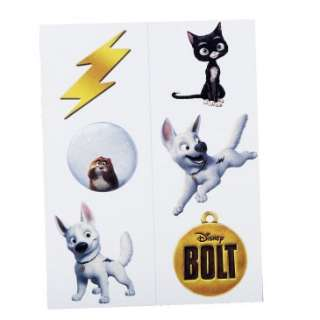 Disney Bolt Tattoos, 50963